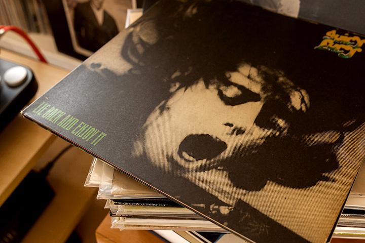 Альбом британцев Juicy Lucy «Lie Back and Enjoy It», вышедший в 1970-м