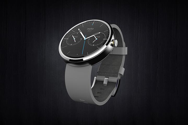 Прототип умных часов Motorola