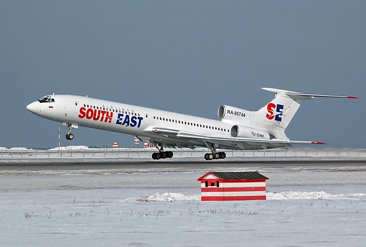 С 2010 года «Авиалинии Дагестана» сменили название на South East Airlines. Однако авиакомпании это не помогло