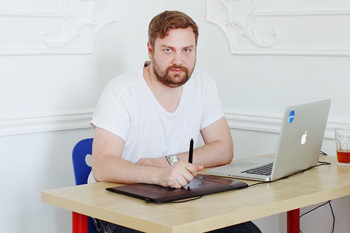 Антон Гладкобородов, основатель Coub