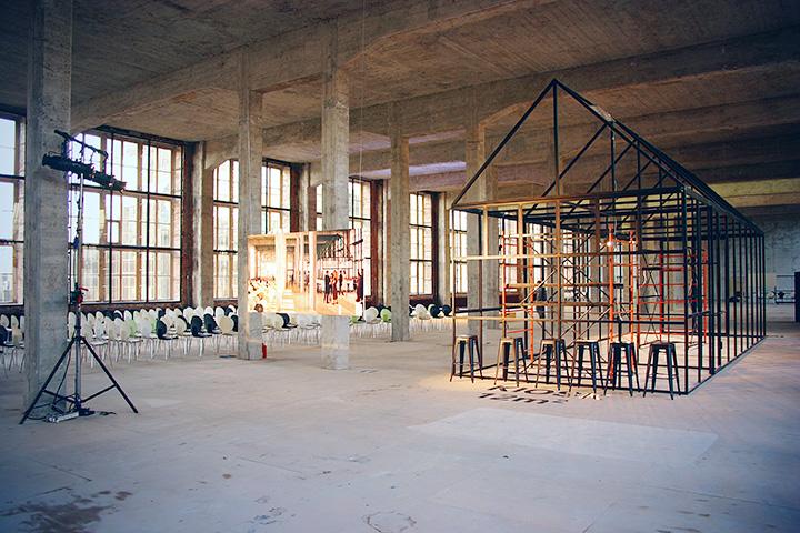 Обучение кодингу будет проходить в здании Центрального телеграфа, где обосновалась компания Dream Industries
