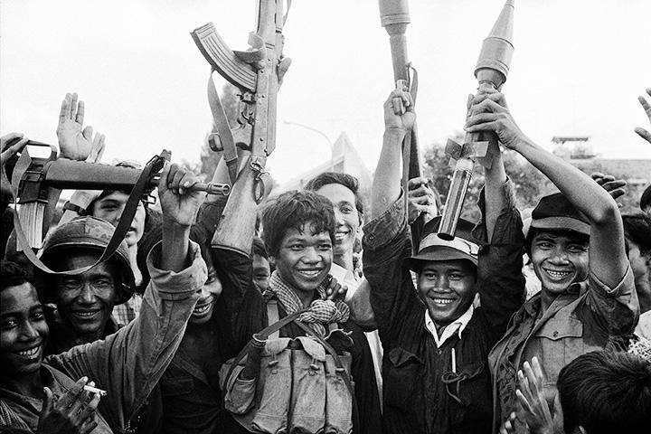 17 апреля 1975 года — партизаны захватили Пномпень