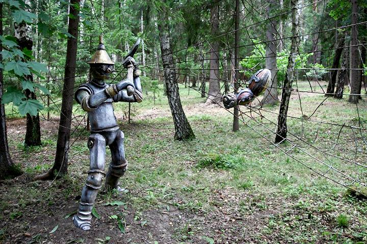 Другой проект компании «Берендеево царство» – тематический парк развлечений «Заповедник сказок» в 77 километрах от МКАД