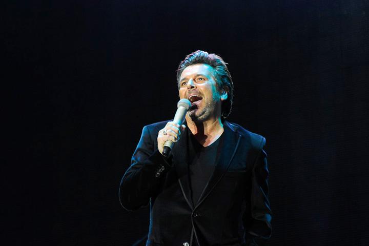 Томас Андрес перенес свои концерты в Донецке и Днепропетровске более, чем на месяц. На всякий случай