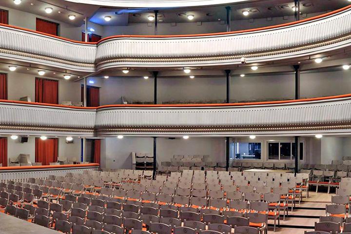 Театр наций фото зала