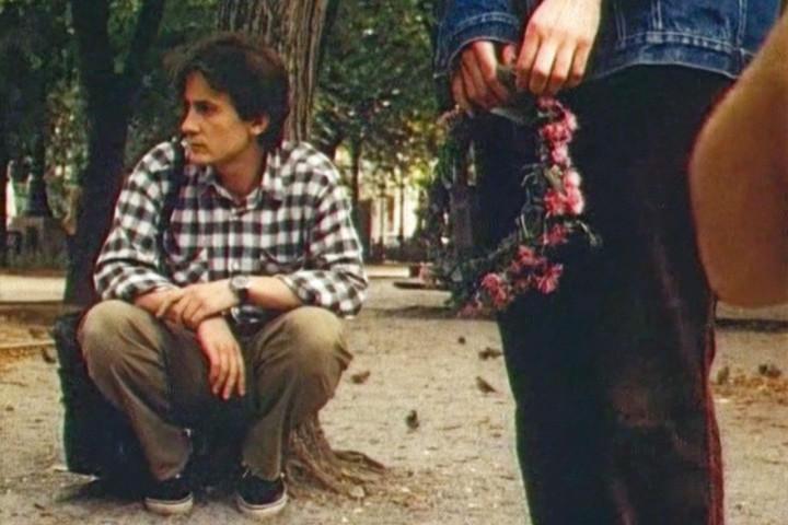 Андрей Плетнев в фильме «Дюба-дюба» — одна из самых удивительных ролей Олега Меньшикова: и интеллигент, и подрывник, и эмигрант