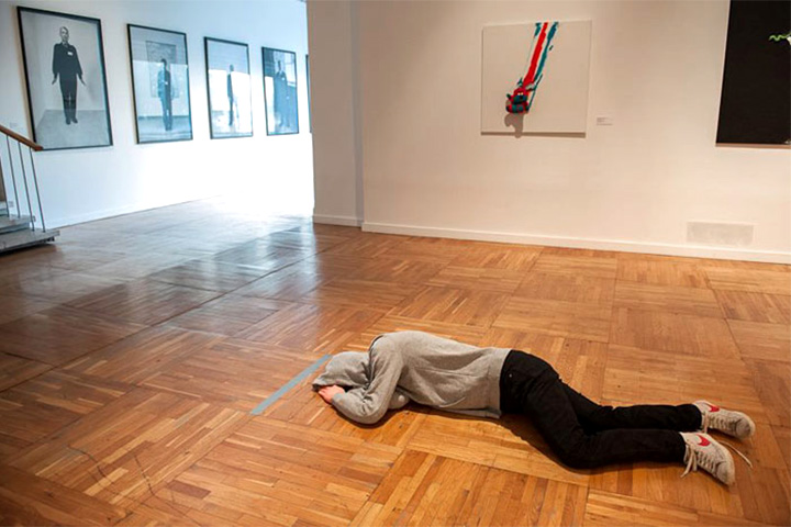 «Мечтатель». Арсений Жиляев, 2013