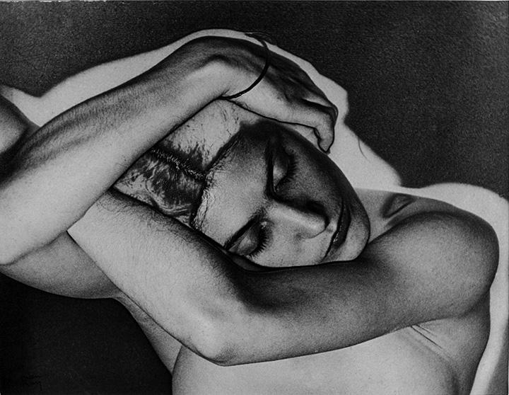 Ман Рей. Соляризация, 1931