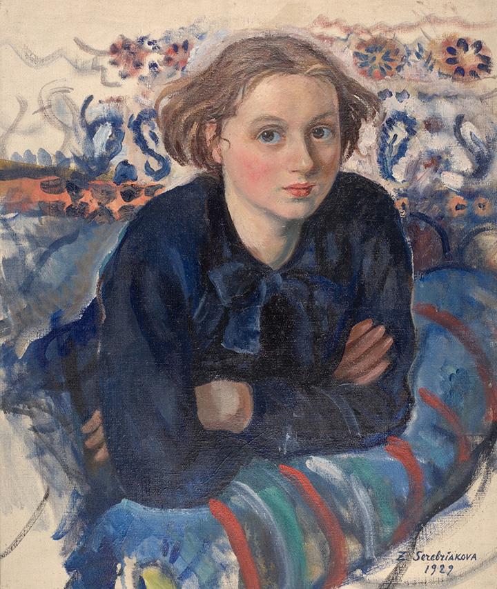 «Портрет Екатерины», 1929