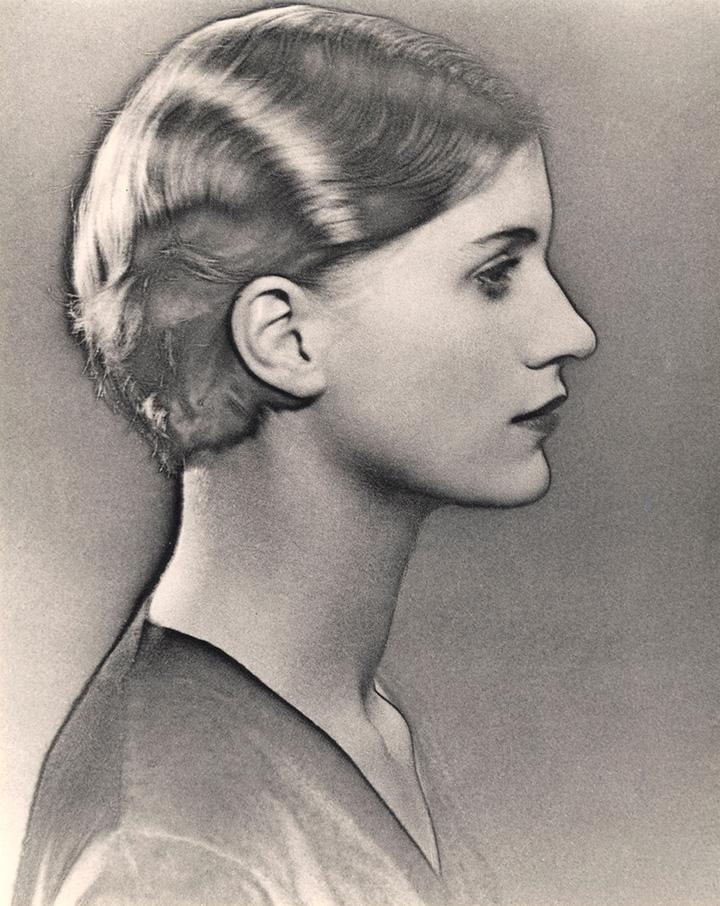 Ман Рей. Портрет Ли Миллер, 1929
