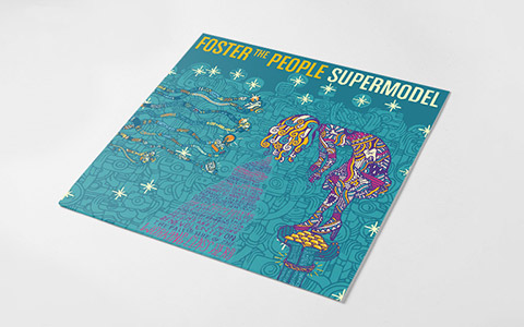 22.03 | Foster the People «Supermodel»