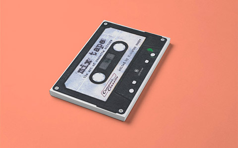 «Mix Tape: The Art of Cassette Culture»