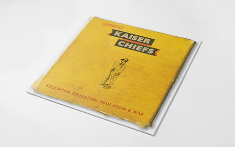 31.03 | Kaiser Chiefs «Education, Education, Education and War!»