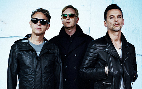 Depeche Mode в «Олимпийском»
