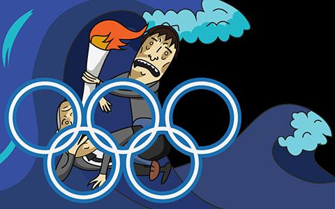 Олимпиада обворовала Земфиру
