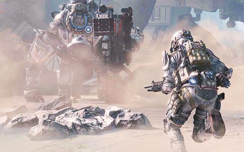 Titanfall: Титан расправил плечи