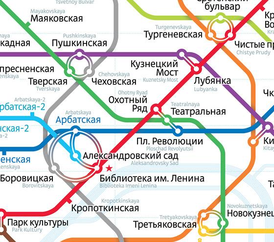 Версия карты для размещения в