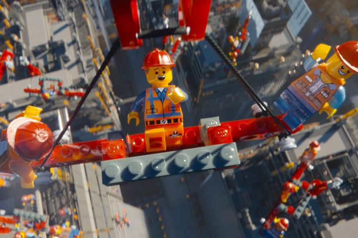Лего Фильм Лего Инструкция - фото 9