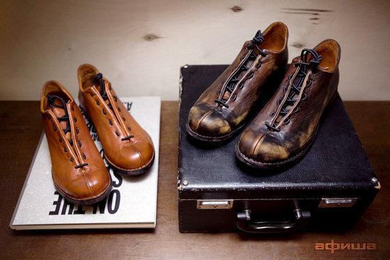 Кто сшил обувь на заказ где