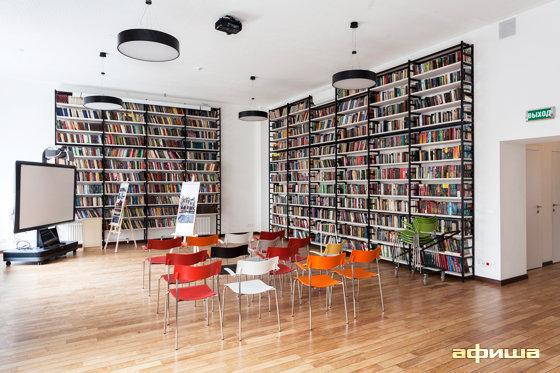 Афиша Город: Как изменилась Библиотека имени Достоевского ... Залом Руки