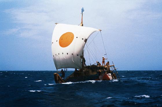 название лодок тура хейердала