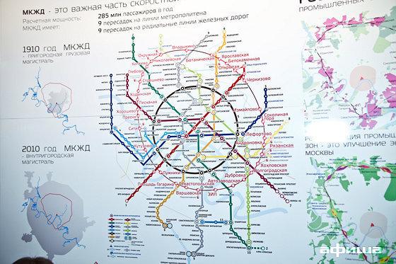 метро они будут привязаны