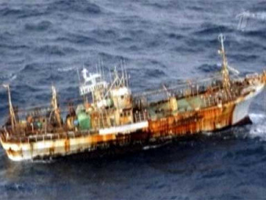 У берегов Канады обнаружили корабль-призрак