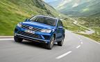 Volkswagen Touareg на дизеле стал доступнее