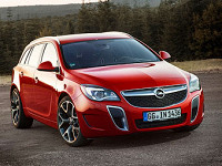 Opel Insignia OPC Sports Tourer. Фото Opel