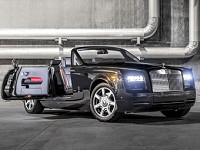 Rolls-Royce Phantom Drophead Coupe Nighthawk. Фото Rolls-Royce