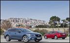 Mazda покажет России новые модели