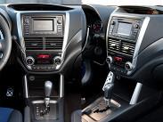 После рестайлинга у Subaru появился раздельный климат-контроль и 2DIN магнитола с 4,38209;дюймовым дисплеем и 7 колонками. Но, к сожалению, ее звучание по-прежнему оставляет желать лучшего.