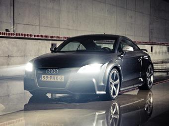 Audi создает самый большой в Европе полигон для испытания фар