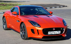 Тест-драйв Jaguar F-Type Coupe R: Танцуют все!