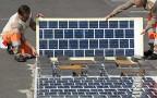 Дороги во Франции будут строить из солнечных панелей