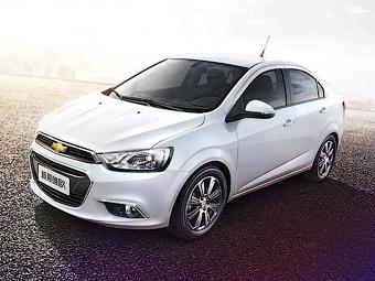 Каким будет новый Chevrolet Aveo. Фото - Chevrolet