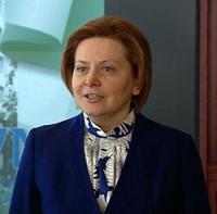 ...округа Наталья Комарова открыла совещание совета директоров Югры.