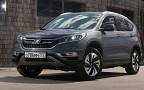 Обновленный Honda CR-V в России получил новый мотор