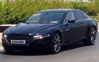Aston Martin Lagonda засветился без камуфляжа
