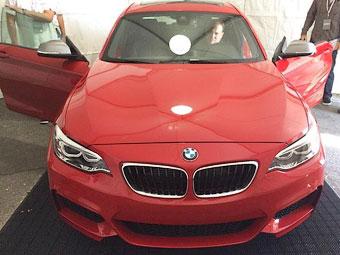 BMW M235i. Фото с сайта 2addicts.com