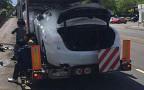 Британская полиция поймала 10 нелегалов в багажниках Maserati