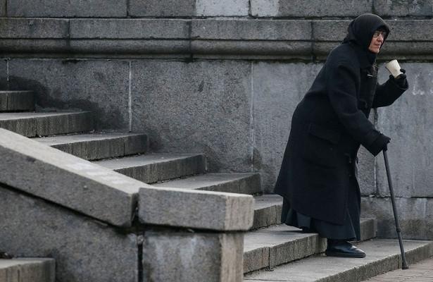 Украине предсказали сокращение пенсий вполтора раза