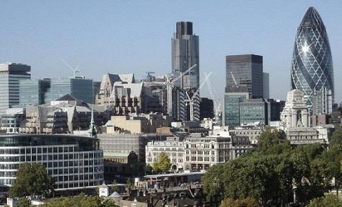 Рост цен на элитное жилье в Лондоне замедлился