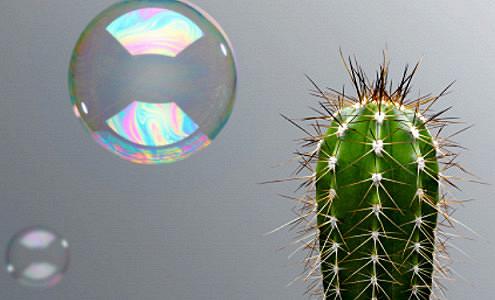 О пузыре в столичной недвижимости