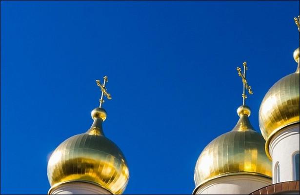 Храм вчесть Андрея Рублева достроят доконца года