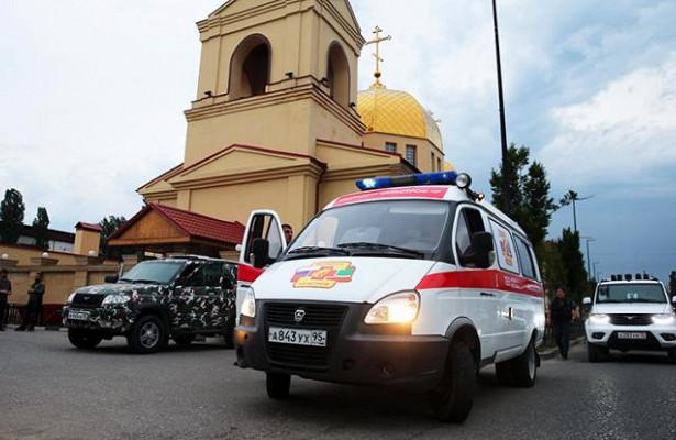 Теракт вГрозном: Убива