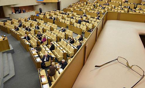Правительство оставило депутатам Госдумы «золотые парашюты»