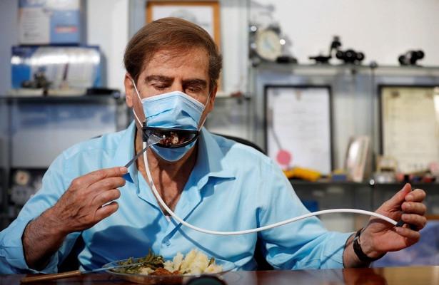 Пульмонолог назвал бесполезные маски