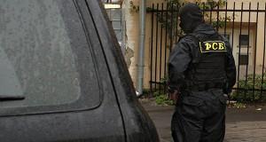 ФСБ проводит обыск в антикоррупционном главке МВД