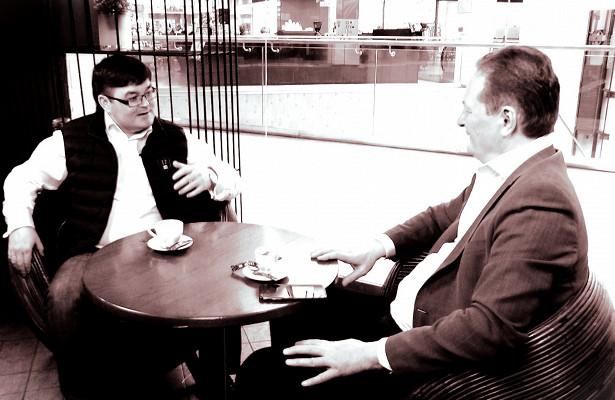 Директор Удмуртской госфилармонии Алексей Фомин рассказал в«Кофемолке» пропопсу, яичницу иодиночество